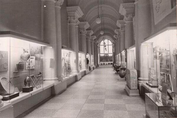 Археологические памятники — государственное дело
