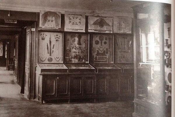 Открытие залов скифского искусства в Старом Эрмитаже