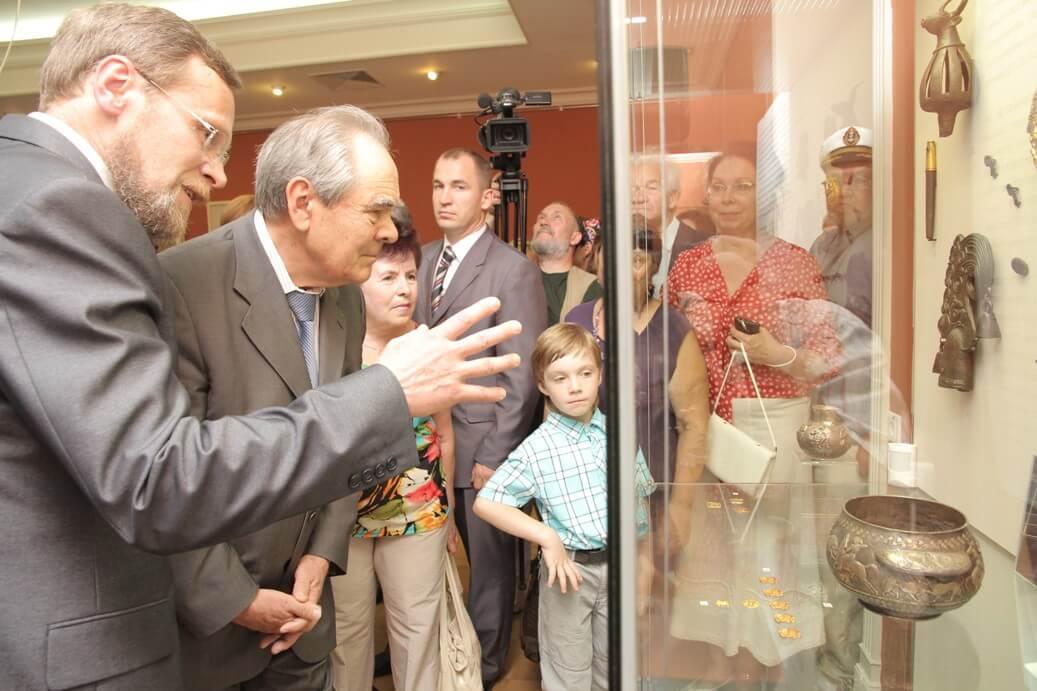 Выставка «Кочевники Евразии на пути к империи» в Центре «Эрмитаж-Казань»