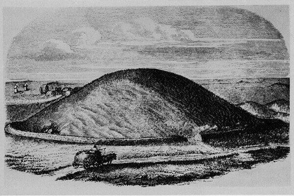 Раскопки Александропольского кургана А.Е. Люценко