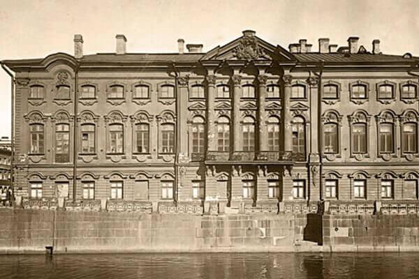Основание Императорской Археологической комиссии (ИАК)
