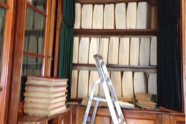 Архив Государственного Эрмитажа