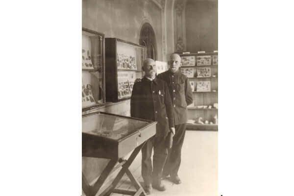 Музей Херсонеса Таврического. 1888.