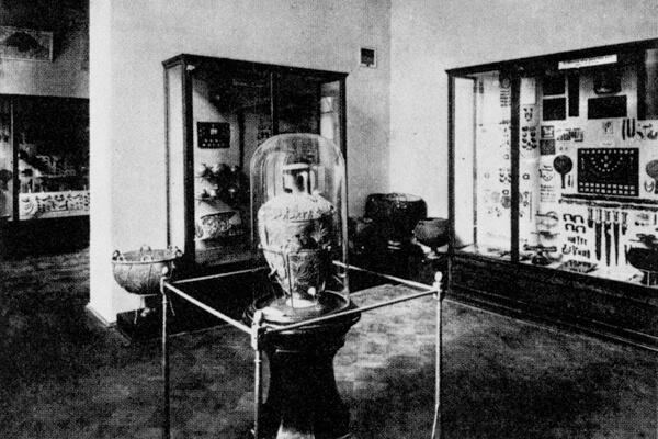 Первая выставка ОДО. 1930.