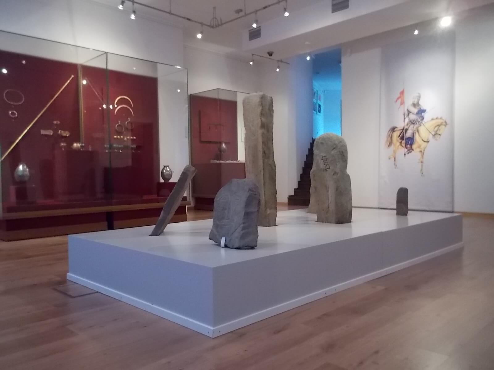 Выставка «Кочевники Евразии на пути к империи» в Центре «Эрмитаж-Выборг»