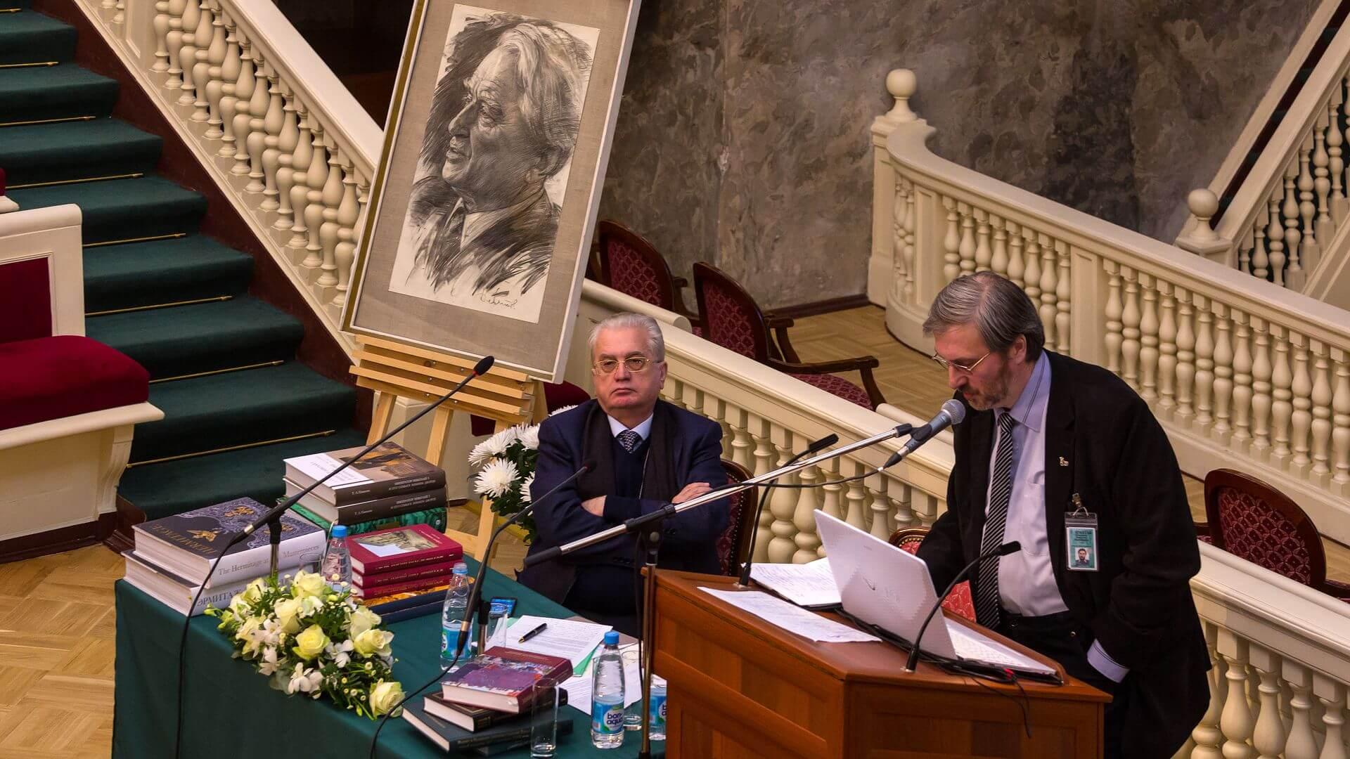 Чтения памяти Б.Б.Пиотровского — 2015