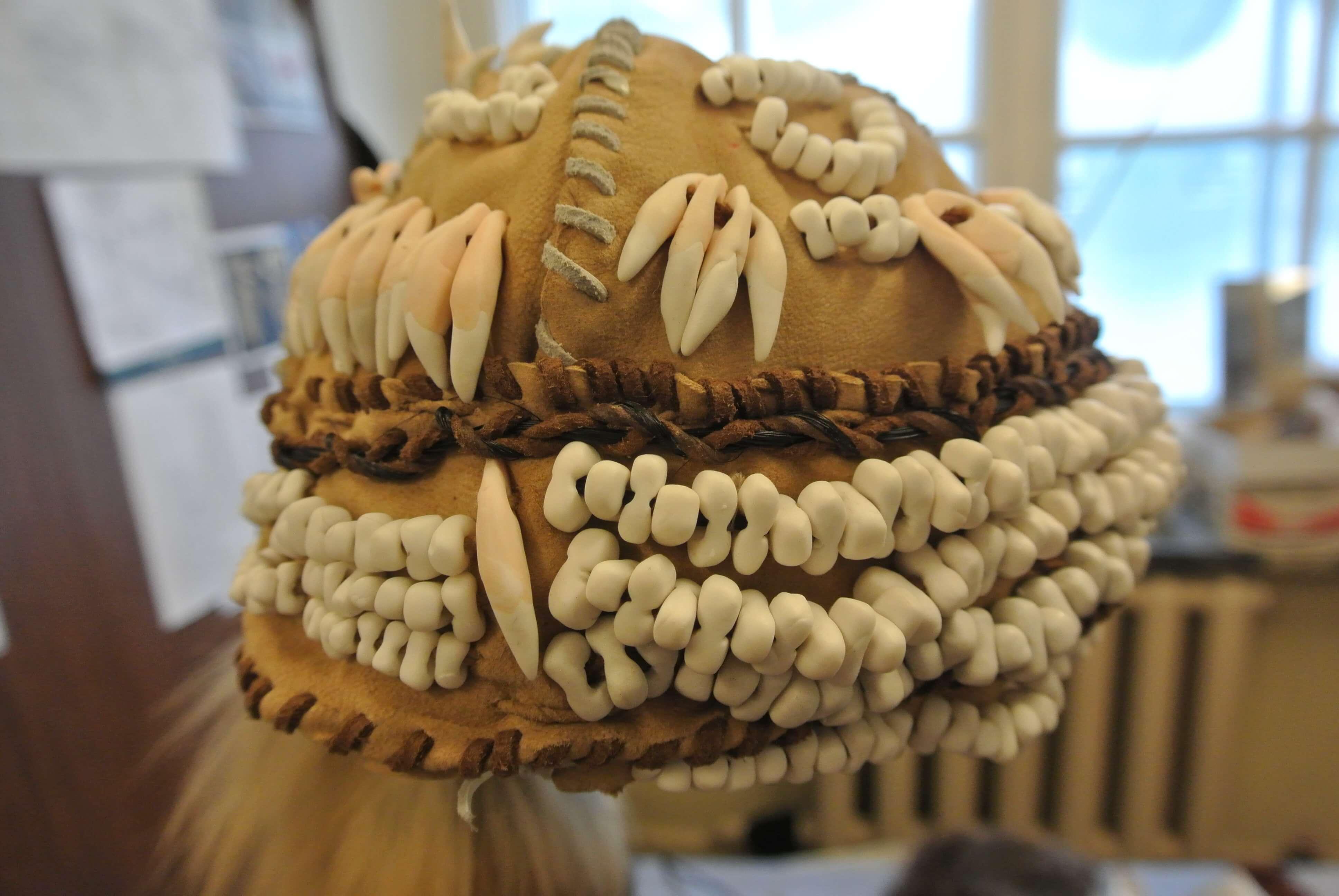 Исследование технологий изготовления костюма ребёнка эпохи палеолита