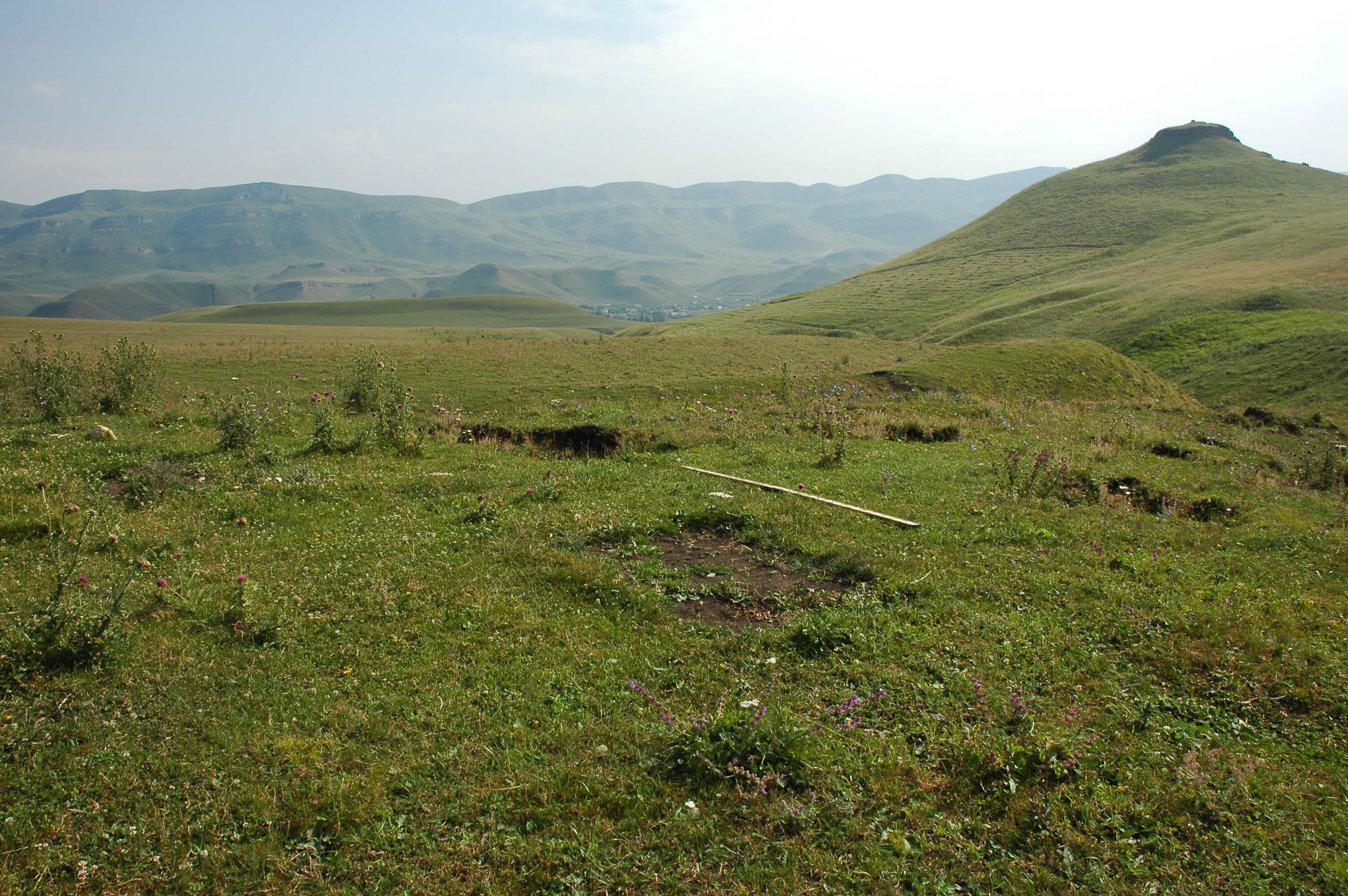 Могильник Кичмалка II (Республика Кабардино-Балкария)