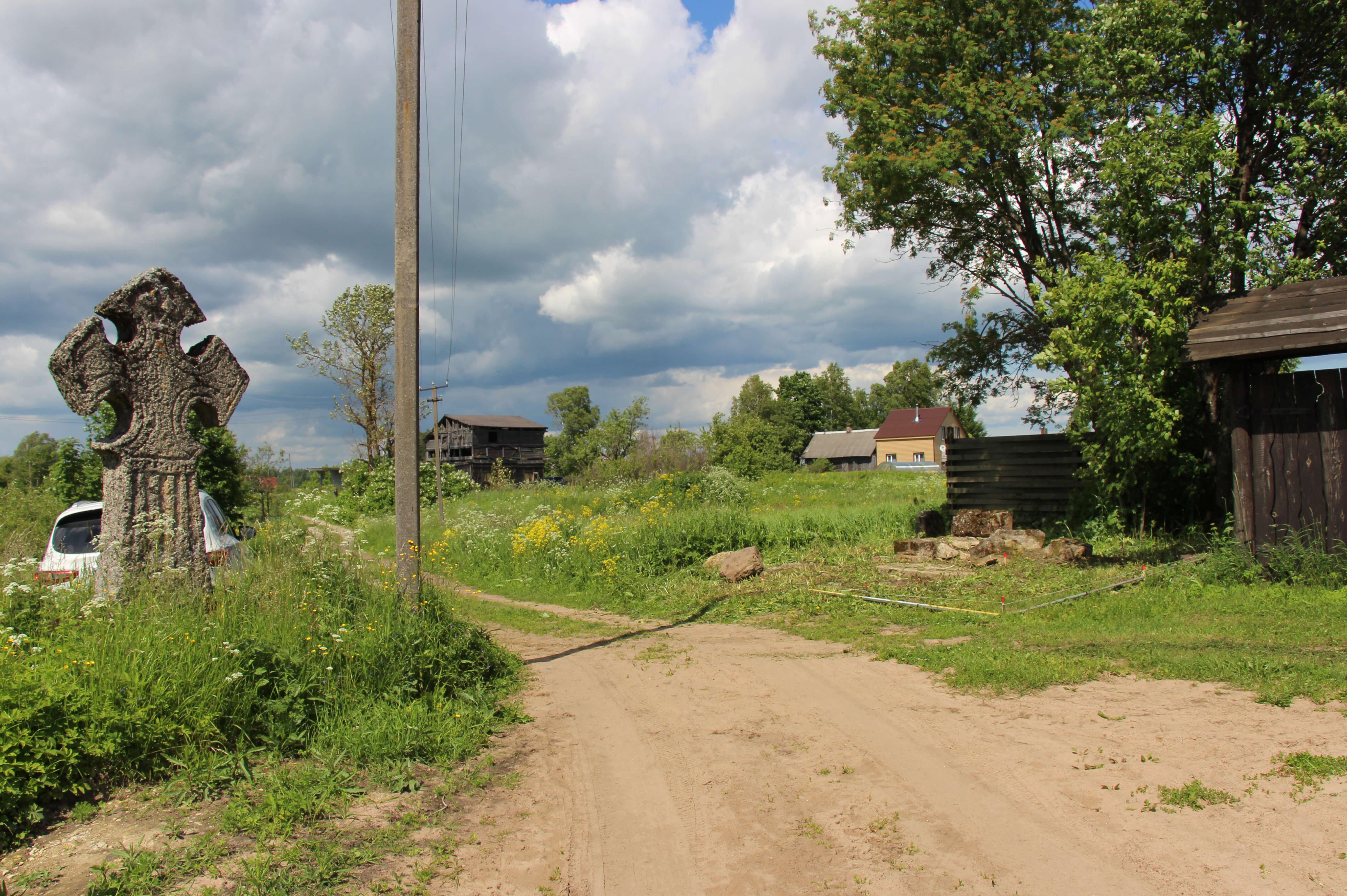 Культовый комплекс Старые Смолеговицы