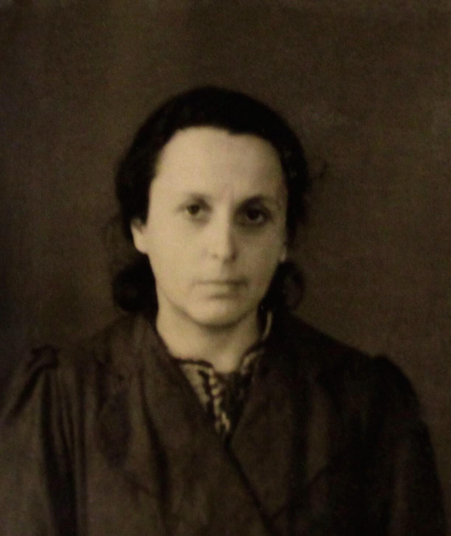 Силантьева Пелагея (Лина) Фёдоровна