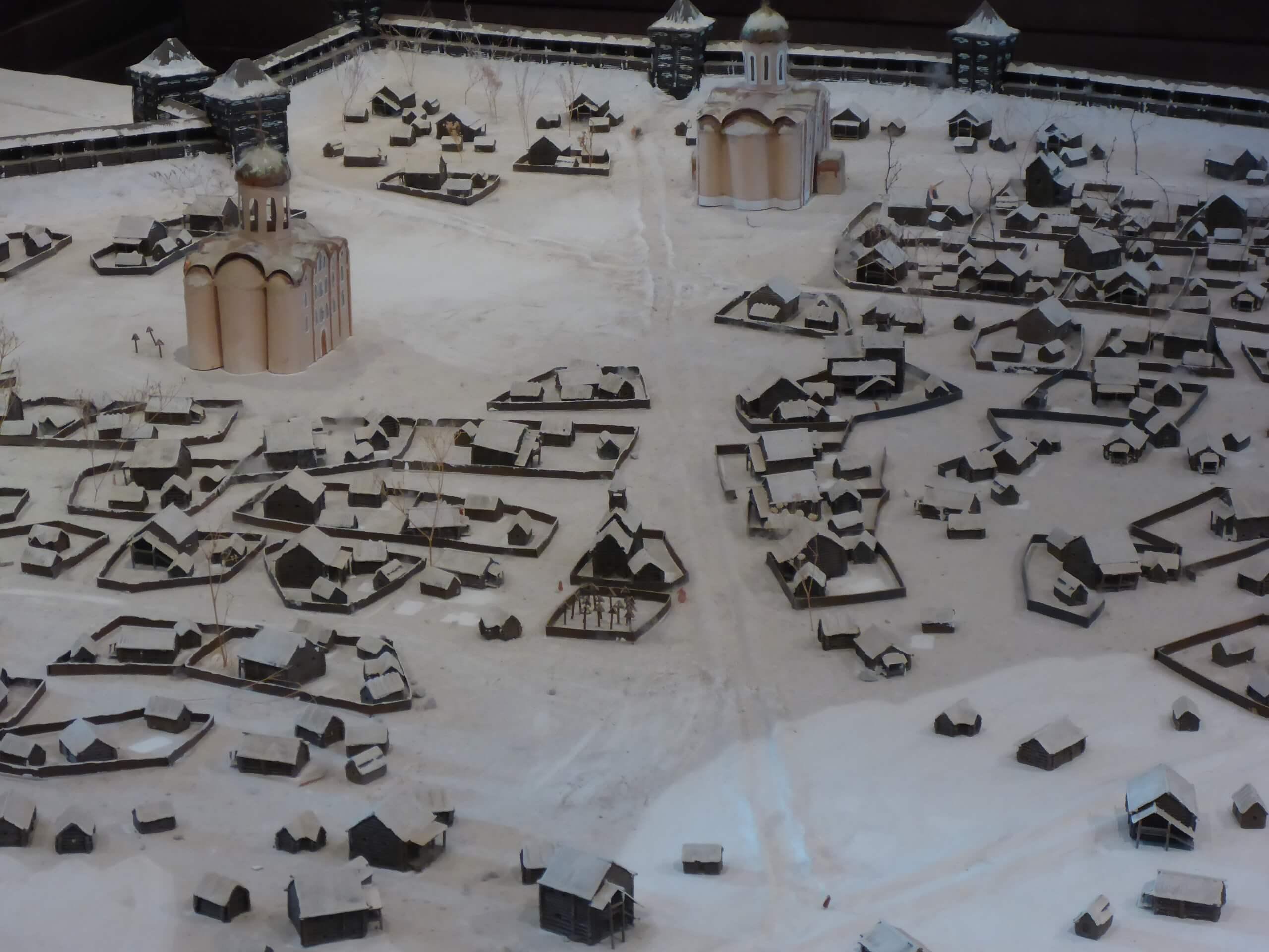 Старо-Рязанское городище