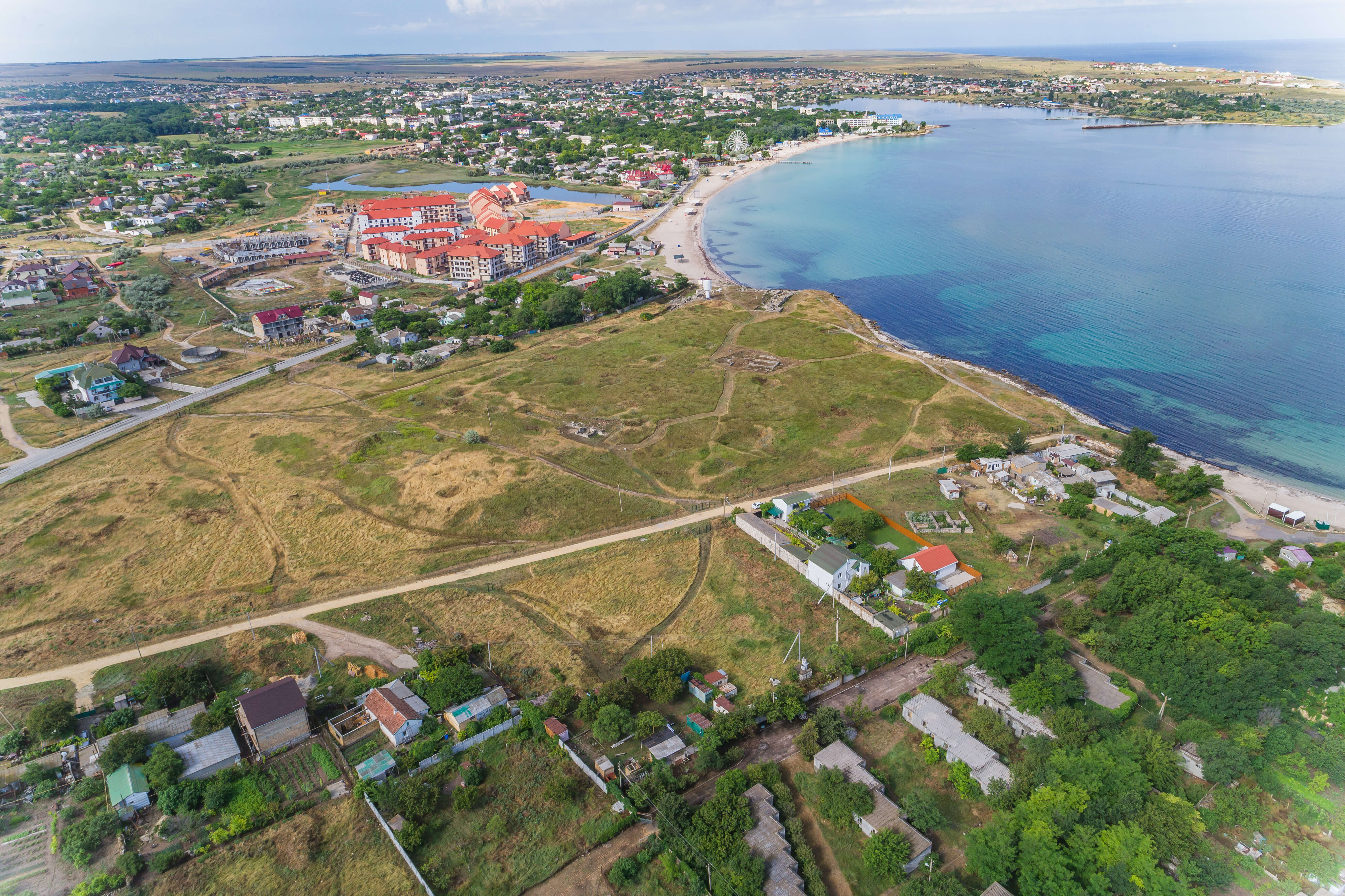 Городище Калос Лимен